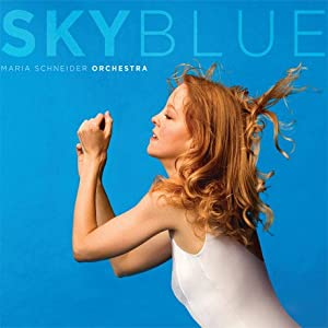 Maria Schneider - Sky Blue [Standard Edition] CD -(Wallet style packaging with one booklet)