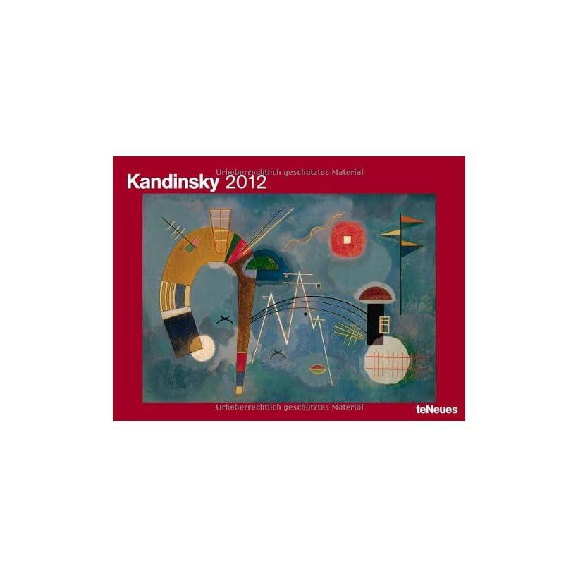 Kandinsky 2012 Wassily Kandinsky Bücher
