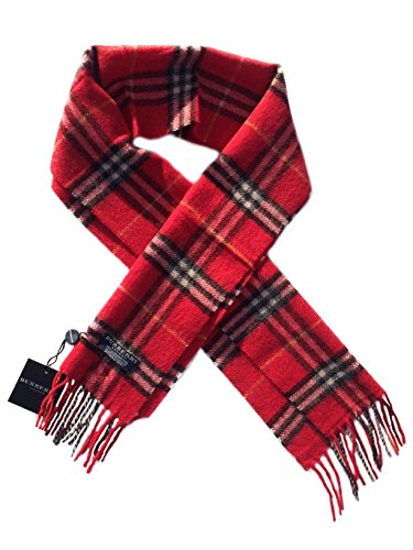 burberry-classic-nova-check-scarf-red