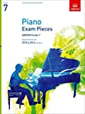 Piano Exam Pieces 2015 & 2016, Grade 7: Selected from the 2015 & 2016 syllabus (ABRSM Exam Pieces)