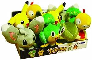 Amazon.com: Pokémon - T71993 - Petite Peluche Pokémon de Série II