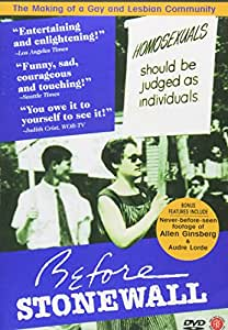 Before Stonewall: The Making of a Gay and Lesbian Community