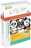 Little Pim 3-Pak, German