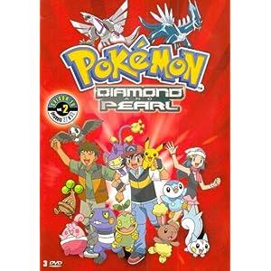 Pokémon - Diamond and Pearl (Saison 10) - Vol. 2