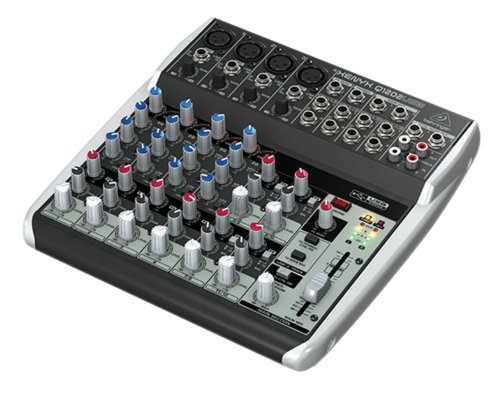 Behringer Q1202USB 12-Channel Mixer (Channel Mixer Usb compare prices)