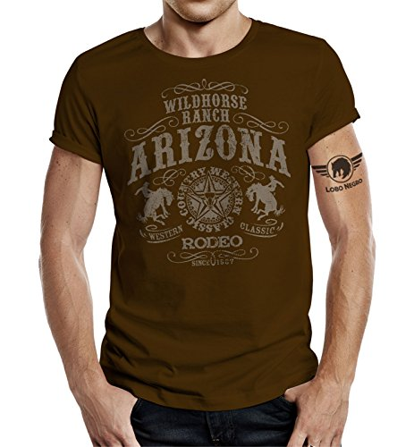 original-lobo-negror-design-t-shirt-fur-den-western-fan-wildhorse-ranch-arizona-l