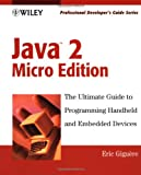 img - for Java 2 Micro Edition: Professional Developer's Guide book / textbook / text book