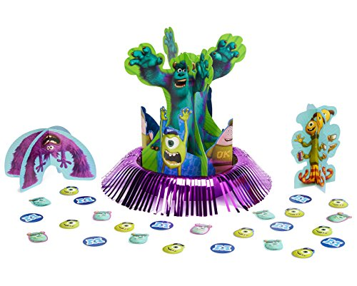 Monsters University Table Decorations, Party Supplies - 1
