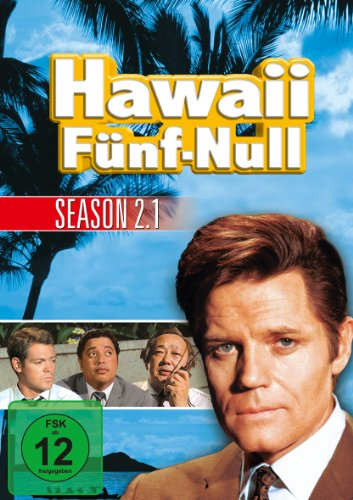 Hawaii Fünf-Null - Season 2.1 [3 DVDs]