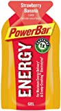 PowerBar Energy Gel,  Strawberry Banana, 24 - 1.44-Ounce Packets