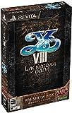 イースVIII -Lacrimosa of DANA- プレミアムBOX 【初回限定特典】オリジナルサウンドトラックmini 付