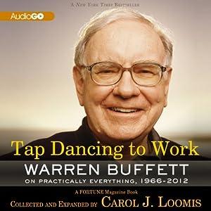 Tap Dancing to Work Audiobook