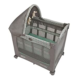 graco travel lite crib with stages assembly instructions