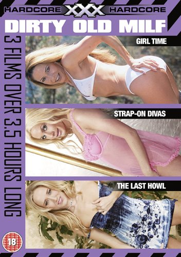 XXX Hardcore: Dirty Old Milfs 3 Film Set [DVD]