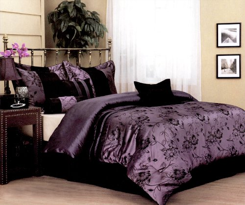 Purple Bedding Sets A Royal Bedroom Decor
