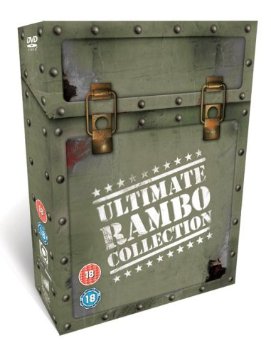 Rambo - The Complete Collection (1-4 Box Set) [DVD]