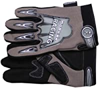 Kevlar Fibre! Worker Motorcycle Cycle Bmx Gloves Jet Size M from Worker