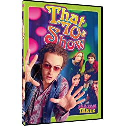 That '70s Show: Season Three