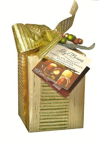 Lily O'Brien's Gift Box Wrapped 25 Chocolate
