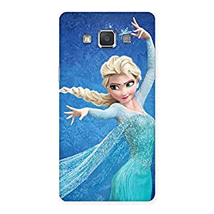 Angel Princess Back Case Cover for Galaxy Grand Max
