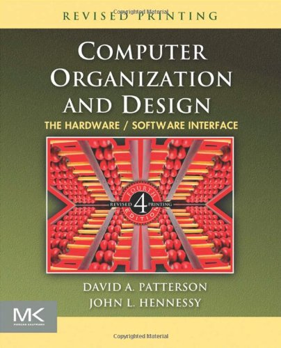 Computer Organization and Design, Revised Fourth Edition,...