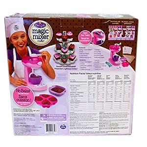 Cool Baker Magic Mixer Maker Pink Red Velvet Cake Brownie Kids Playset