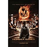 (24x36) The Hunger Games Movie Poster Poster Print, 24x36