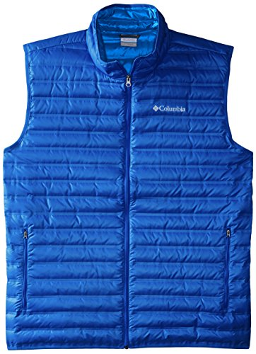Columbia Sportswear Men's Plus Size Flash Forward Down Vest,