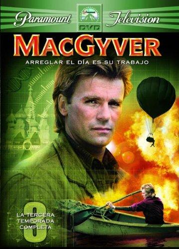 Macgyver (3ª temporada) [DVD]