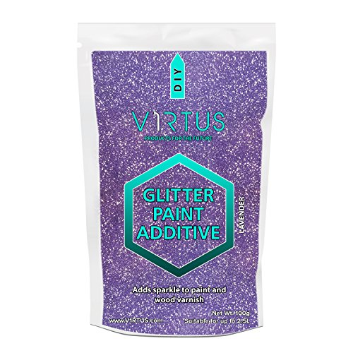 v1rtus-lavender-glitter-paint-crystals-additive-100g-for-emulsion-paint-for-use-with-interior-exteri