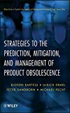 img - for Strategies to the Prediction, Mitigation and Management of Product Obsolescence book / textbook / text book