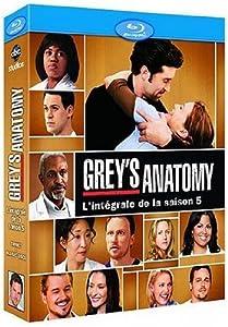 Grey's Anatomy, saison 5 [Blu-ray]