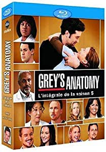 Grey's Anatomy, saison 5 [Blu-ray]