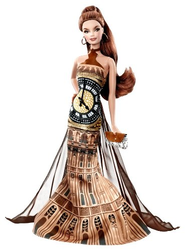 5153p9DxYyL Buy  Barbie Collector Dolls of the World Big Ben Doll