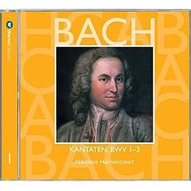 """Cantata No.1 Wie sch�n leuchtet der Morgenstern BWV1 : I Chorus - """"Wie sch�n leuchtet der Morgenstern"""" [Choir]"""
