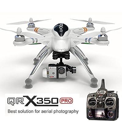Walkera QR X350 PRO FPV G-2D Gimbal 5.8Ghz iLook Camera Devo F7 Quadcopter Drone