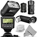 Altura Photo E-TTL Flash Kit for CANO...