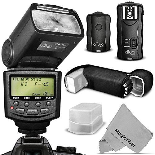 Altura Photo E-TTL Auto-Focus Dedicated Flash Kit (AP-C1001)