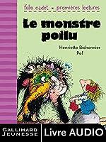 Le monstre poilu (livre audio) - Premi�res lectures