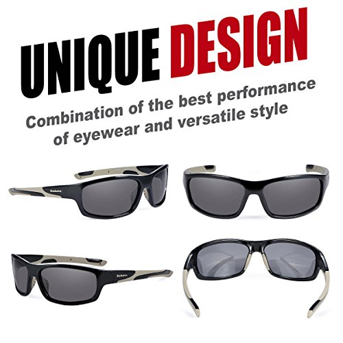 softball sunglasses polarized  Duduma Polarized Sports Sunglasses for Men Women Baseball Running ...