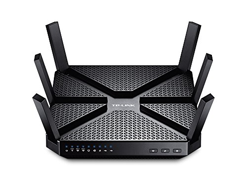 TP-LINK AC3200 Tri-Band Wireless Gigabit Wi-Fi Router (Archer C3200) image
