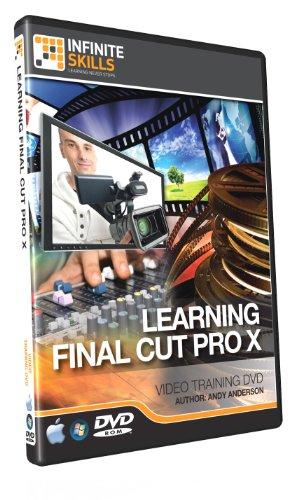 Infinite Skills Final Cut Pro X Training DVD (PC/Mac)