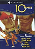 Tony Horton's 10 Minute Trainer: Includes 5 Workouts - Total Body, Lower Body, Abs, Cardio, Yoga Flex (DVD Set) by Beachbody