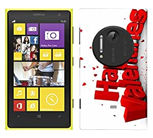 Wow Premium Design Back Cover Case For Nokia Lumia 1020