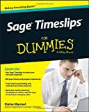 Product 1118832760 - Product title Sage Timeslips For Dummies (For Dummies (Computer/Tech))