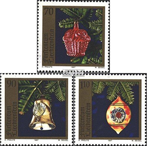 Liechtenstein 1159-1161 (kompl.Ausg.)