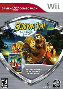 Amazon.com: Scooby-Doo! and the Spooky Swamp - Silver