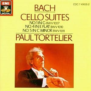Cello Suites 1 4 5 from EMI Classics