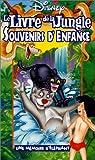 echange, troc Le Livre de la jungle, souvenirs d'enfance : Une mémoire d'éléphant [VHS]