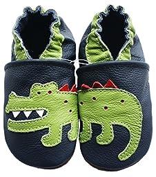 Crocodile Dark Blue 3-4y